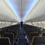 12142015: Ryan Air 1st 737 BSI Interior.
